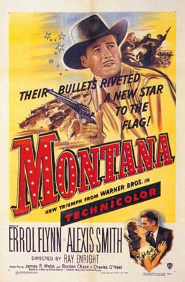Montana - 11 x 17 Movie Poster - Style A