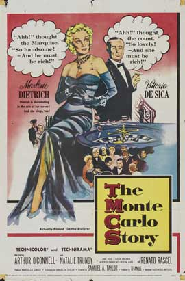 Monte Carlo - 11 x 17 Movie Poster - Style A