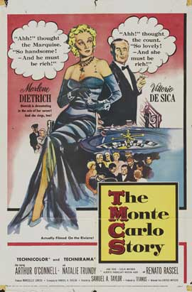 Monte Carlo - 27 x 40 Movie Poster - Style A