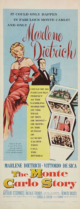Monte Carlo - 14 x 36 Movie Poster - Insert Style A