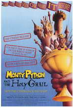 Monty Python and the Holy Grail - 27 x 40 Movie Poster - Style A