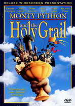 Monty Python and the Holy Grail - 11 x 17 Movie Poster - Style E