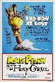 Monty Python and the Holy Grail - 11 x 17 Movie Poster - Australian Style A