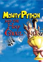 Monty Python and the Holy Grail - 11 x 17 Movie Poster - UK Style A