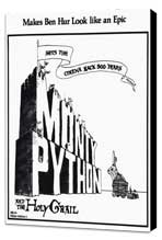 Monty Python and the Holy Grail - 11 x 17 Movie Poster - Style B - Museum Wrapped Canvas