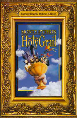 Monty Python and the Holy Grail - 11 x 17 Movie Poster - Style C