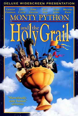 Monty Python and the Holy Grail - 27 x 40 Movie Poster - Style B