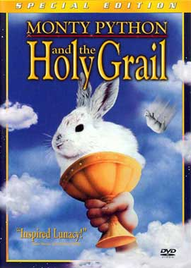 Monty Python and the Holy Grail - 27 x 40 Movie Poster - Style C