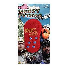 Monty Python and the Holy Grail - In Your Pocket Talking Key Chain