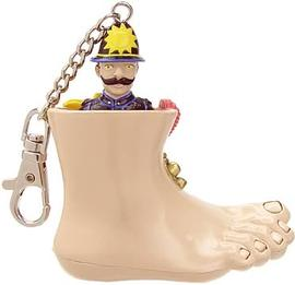Monty Python and the Holy Grail - Abuse Key Chain
