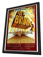 Monty Python's Life of Brian - 11 x 17 Movie Poster - Style E - in Deluxe Wood Frame