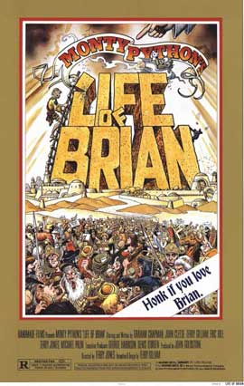 Monty Python's Life of Brian - 11 x 17 Movie Poster - Style A