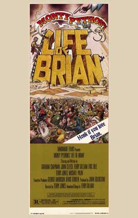 Monty Python's Life of Brian - 11 x 17 Movie Poster - Style B