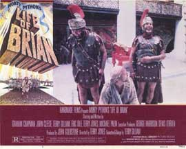 Monty Python's Life of Brian - 11 x 14 Movie Poster - Style E