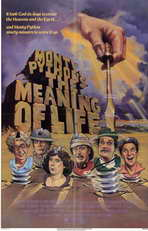 Monty Python's The Meaning of Life - 11 x 17 Movie Poster - Style A