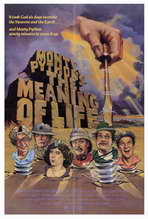 Monty Python's The Meaning of Life - 27 x 40 Movie Poster - Style A