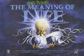 Monty Python's The Meaning of Life - 11 x 17 Movie Poster - Style B