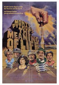 Monty Python's The Meaning of Life - 43 x 62 Movie Poster - Bus Shelter Style A