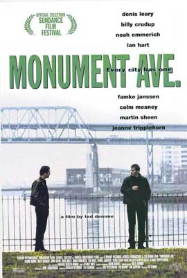 Monument Ave. - 27 x 40 Movie Poster - Style A