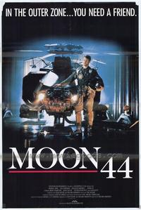 Moon 44 - 11 x 17 Movie Poster - Style A