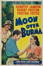 Moon Over Burma - 11 x 17 Movie Poster - Style A