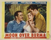 Moon Over Burma - 11 x 14 Movie Poster - Style A