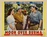 Moon Over Burma - 11 x 14 Movie Poster - Style B