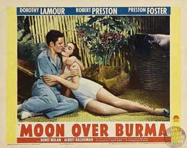 Moon Over Burma - 11 x 14 Movie Poster - Style C