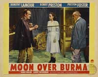 Moon Over Burma - 11 x 14 Movie Poster - Style E