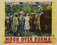 Moon Over Burma - 11 x 14 Movie Poster - Style G