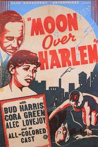 Moon Over Harlem - 27 x 40 Movie Poster - Style A