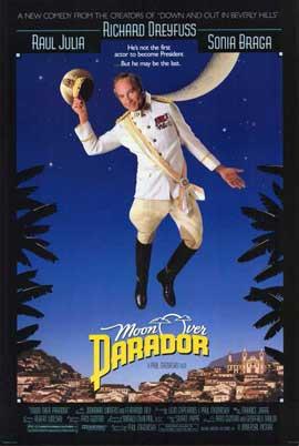 Moon over Parador - 11 x 17 Movie Poster - Style A