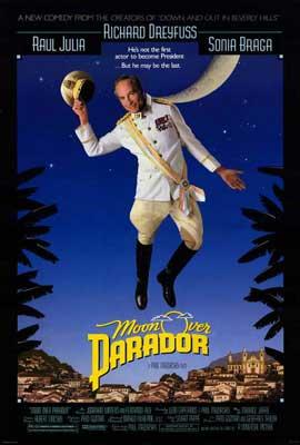 Moon over Parador - 27 x 40 Movie Poster - Style A