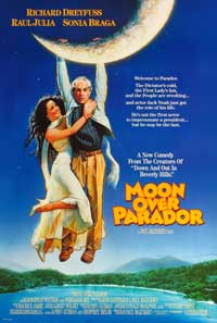 Moon over Parador - 11 x 17 Movie Poster - Style B