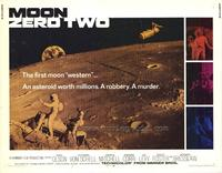 Moon Zero Two - 22 x 28 Movie Poster - Half Sheet Style A
