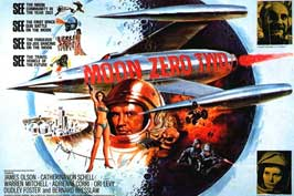 Moon Zero Two - 30 x 40 Movie Poster UK - Style A