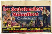 Moonfleet - 27 x 40 Movie Poster - Belgian Style A