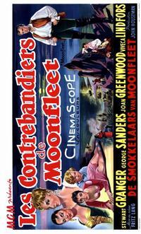 Moonfleet - 27 x 40 Movie Poster - Belgian Style A