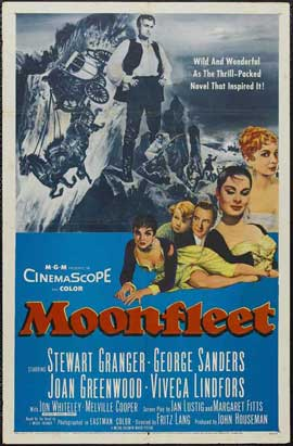 Moonfleet - 27 x 40 Movie Poster - Style A