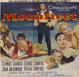Moonfleet - 22 x 28 Movie Poster - Half Sheet Style A