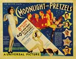 Moonlight and Pretzels - 22 x 28 Movie Poster - Half Sheet Style A