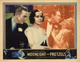 Moonlight and Pretzels - 11 x 14 Movie Poster - Style A
