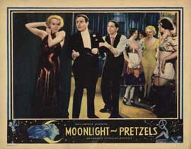 Moonlight and Pretzels - 11 x 14 Movie Poster - Style B