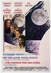 Moonlight and Valentino - 11 x 17 Movie Poster - Style A