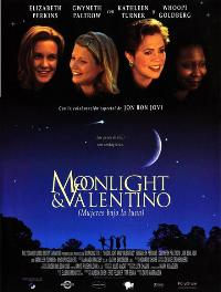Moonlight and Valentino - 11 x 17 Movie Poster - Spanish Style A