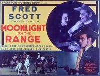 Moonlight on the Range - 11 x 14 Movie Poster - Style A