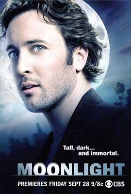 Moonlight (TV) - 11 x 17 TV Poster - Style B