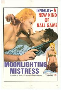 Moonlighting Mistress - 11 x 17 Movie Poster - Style A