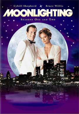 Moonlighting - 11 x 17 Movie Poster - Style A