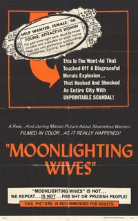 Moonlighting Wives - 11 x 17 Movie Poster - Style A